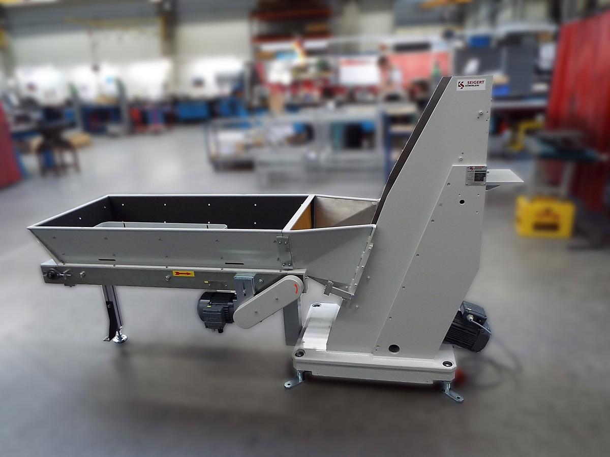 belt conveyor used by Köberlein & Seigert